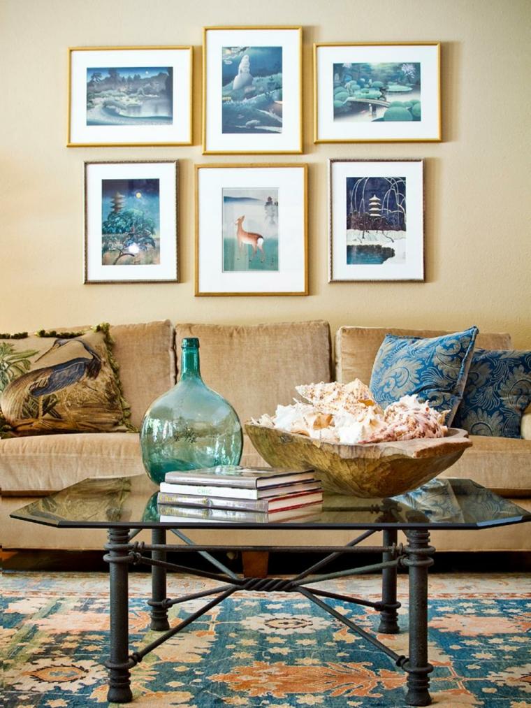 decoracion marinera alfombras-tonalidades