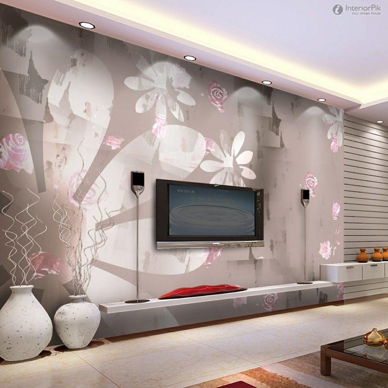 decorar paredes salon