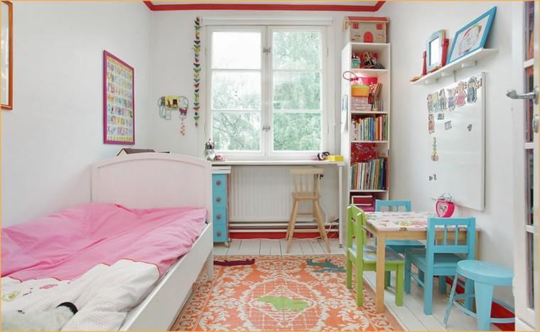 diseno-colorido-habitacion-nina-blanco-rosa-estilo-moderno