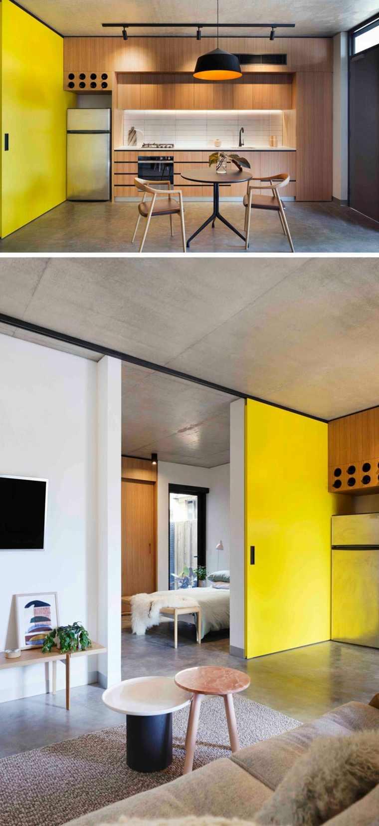 diseno interior-apartamento-modernos-salon-MUSK-Architecture-Studio