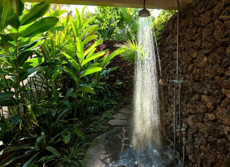 duchas de jardin