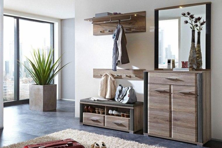 espejos-entrada-usados-muebles-diseños