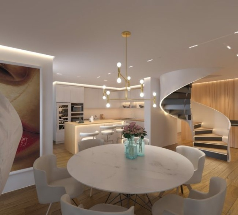 estilo-modernista-interior