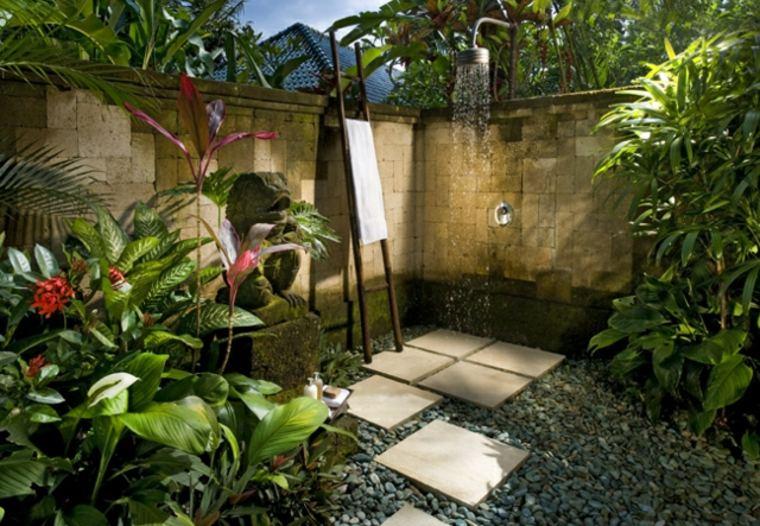 patio duchas