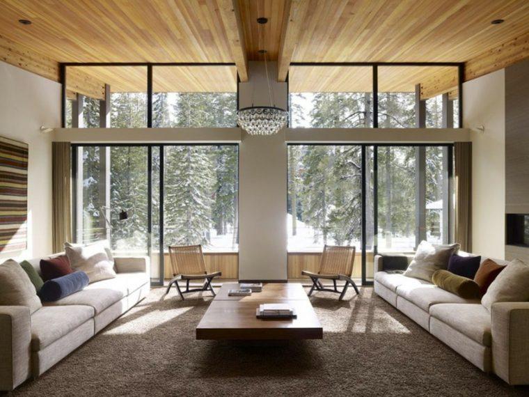 feng shui decoracion elemento-madera
