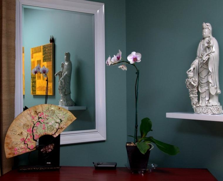 feng shui decoracion espejos-interior