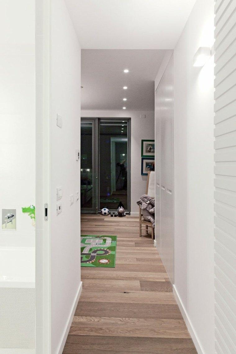 feng shui decoracion interiores-pasillos