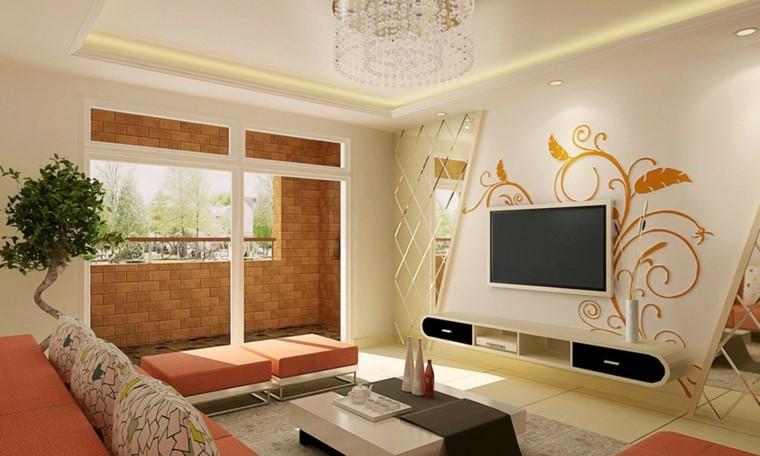 feng shui decoracion interiores-salones