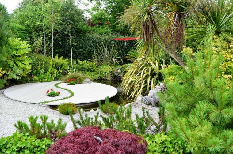 feng shui decoracion jardines