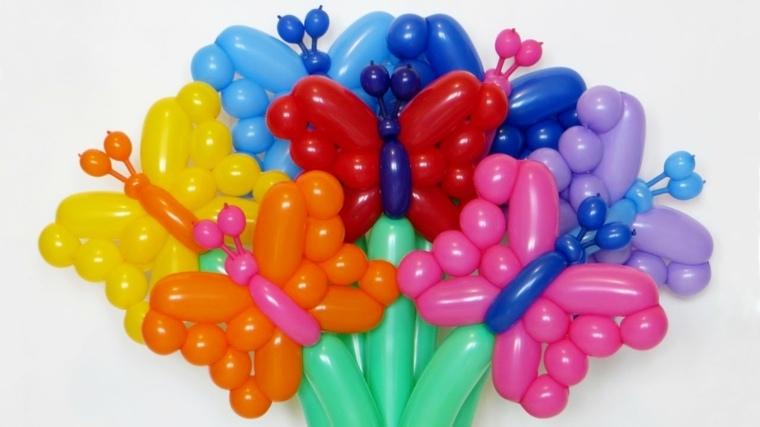 figuras con globos decoracion-interior
