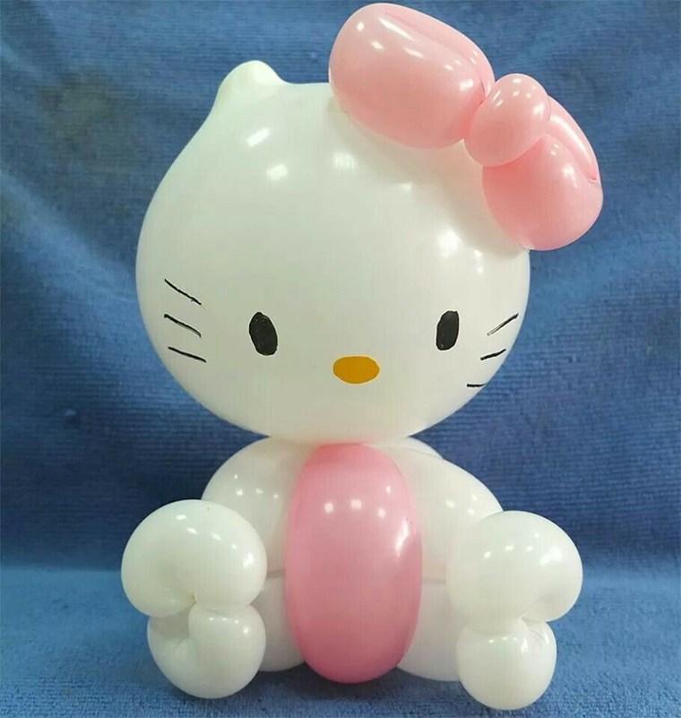Figuras con globos formas de decorar el interior en fiestas - Como hacer figuras con globos ...
