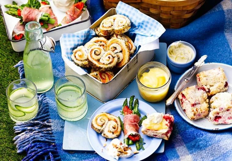 fotos-picnic-ideas-consejos-opciones-comida