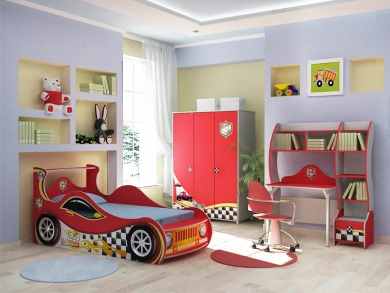 habitaciones-infantiles-para-ninas-nino-ideas-diseno-tematico