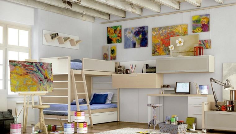 habitaciones-ninos-ninas-amates-arte
