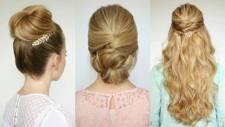 Peinados fciles paso a paso ideas sencillas y rpidas