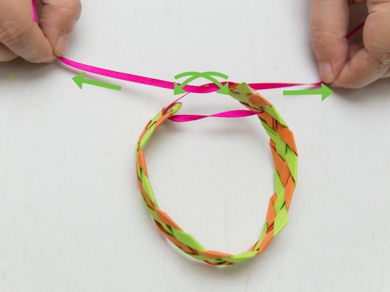 ideas para hacer pulseras casa