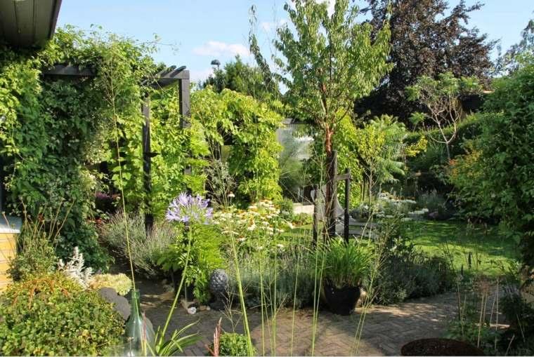 jardin-plantas-naturalidad-exterior-decoracion-espejos