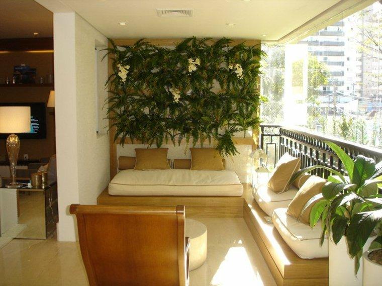 c mo hacer un jard n vertical ideas para exteriores e interiores. Black Bedroom Furniture Sets. Home Design Ideas