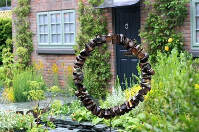 jardines esculturas circulares-imagenes-entradas
