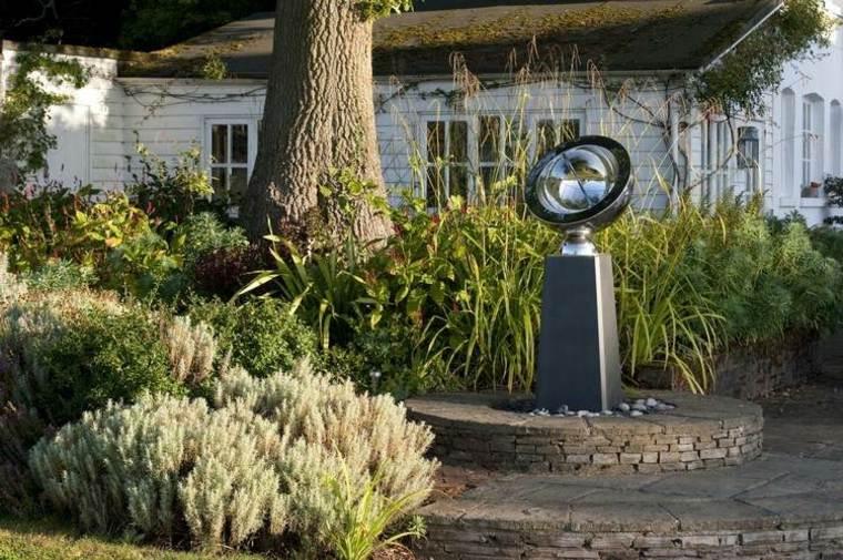 jardines esculturas cortado-proyecto-moderno