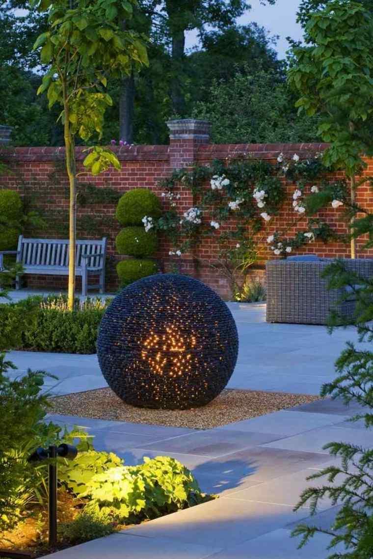 jardines esculturas fragmentos-paisajes-luminosos