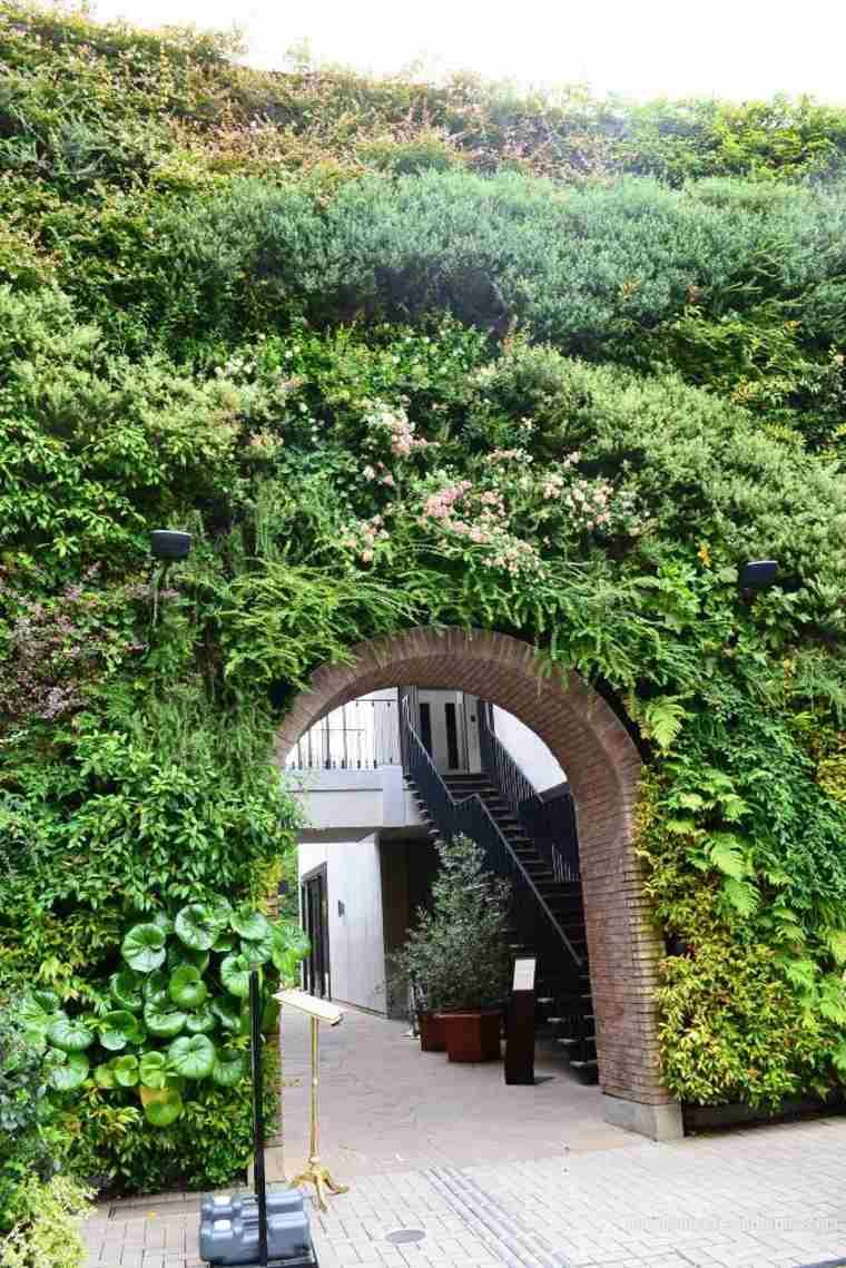 jardines verticales entradas-exteriores-inmuebles
