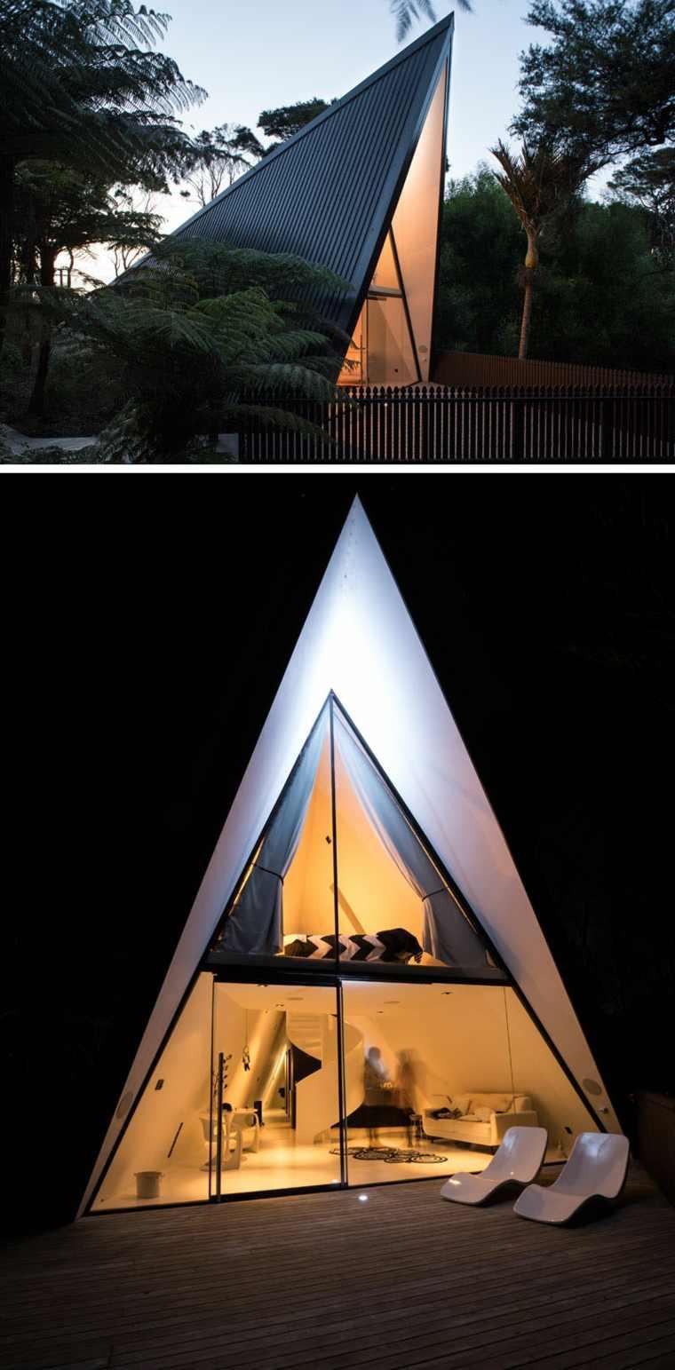 la-casa-magica-Nueva-Zelanda-diseno-cabinas-modernas-pared-acristalada