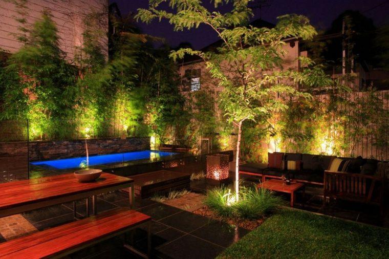 bonita terraza