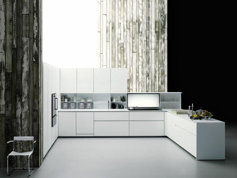 material corian-cocina-blanca-diseno-moderno-estilo