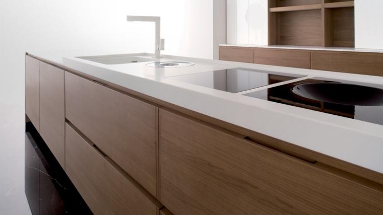 Material corian - Qué es y cómo introducirlo en el diseño del interior