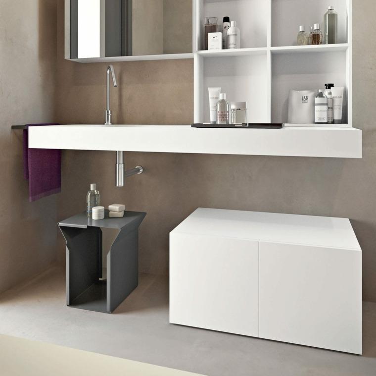 muebles-bano-diseno-estilo-opciones-color-blanco
