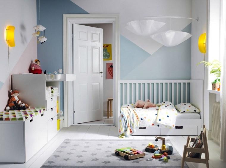 Habitaciones infantiles para ni as y ni os ideas - Muebles infantiles diseno ...