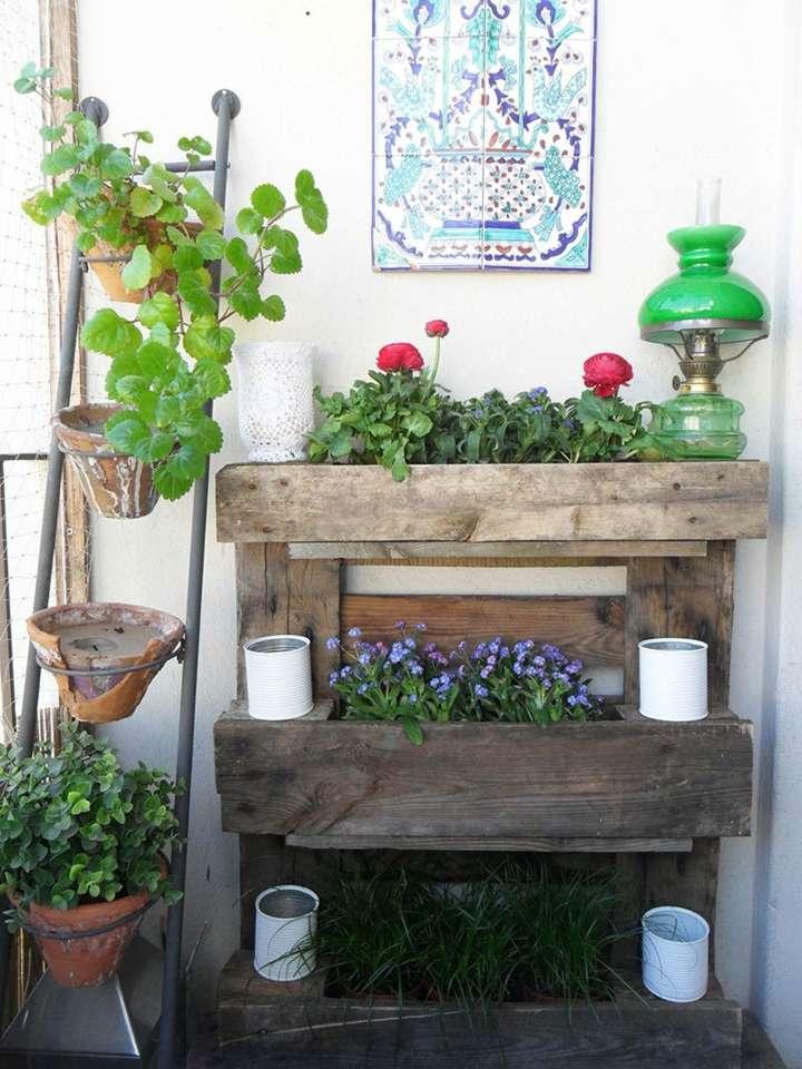 muebles de palets ideas espciales-madera