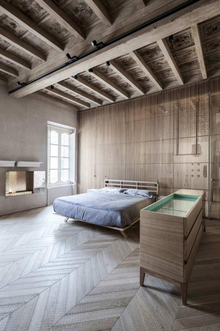 nuevo estilo-viejo-apartamento-dormitorio