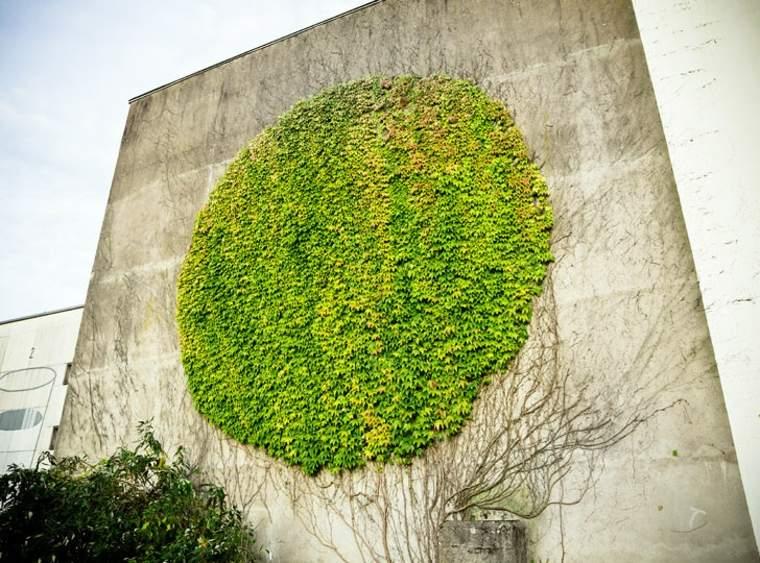 fachada plantas