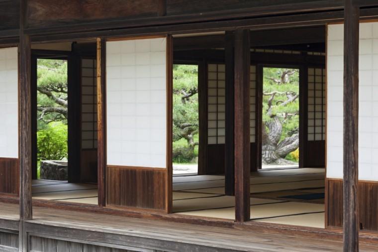 panel japones moderno-elegante