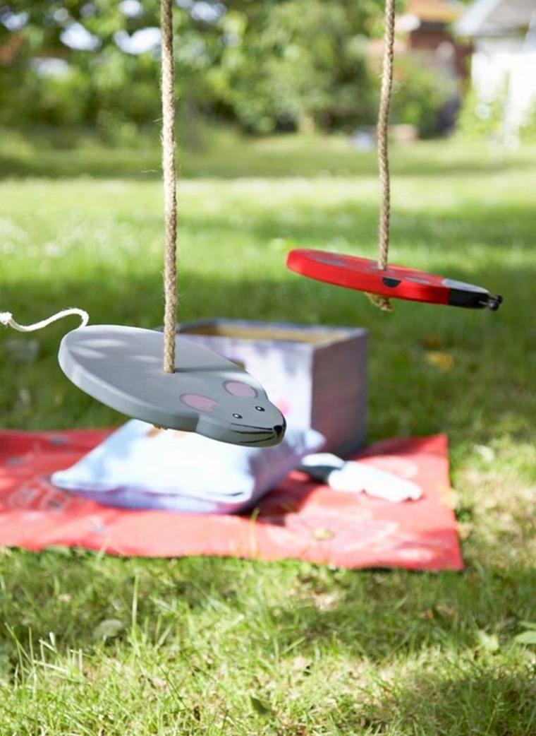 parque infantil-jardin-columpios-diy-ideas