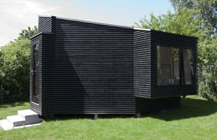 patios ideas cesped-negra-imaginativa-funcionales
