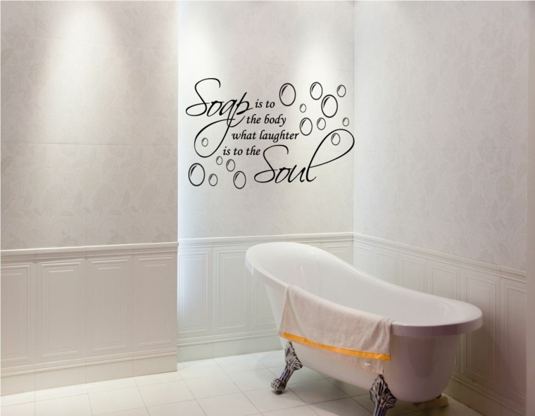 frase baño