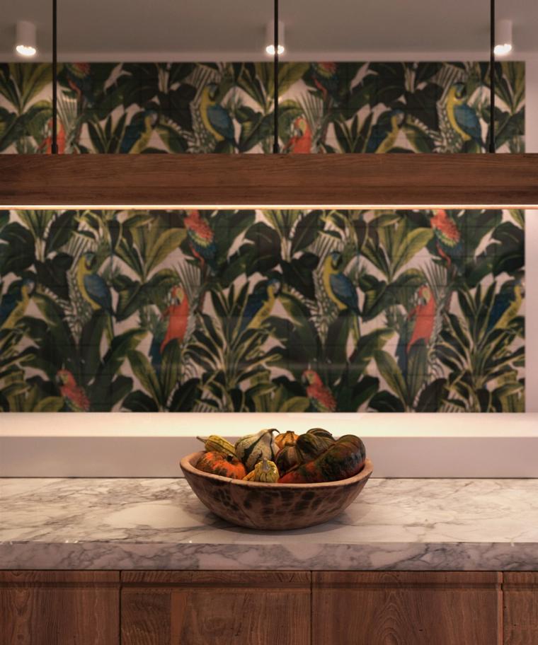 pisos modernos cocina-decorada