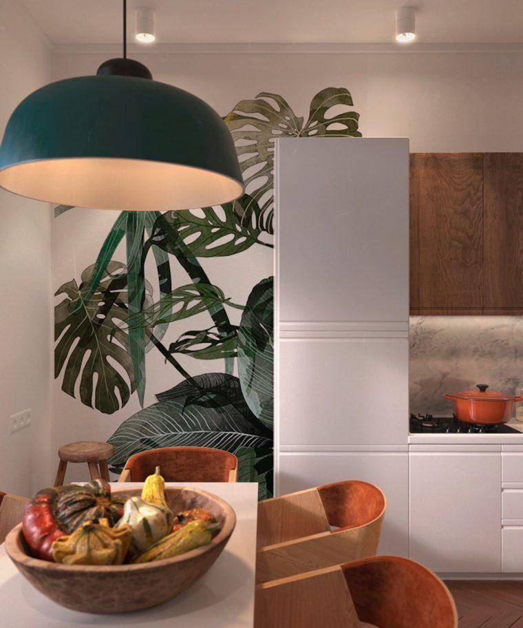 pisos modernos cocinas-elegantes