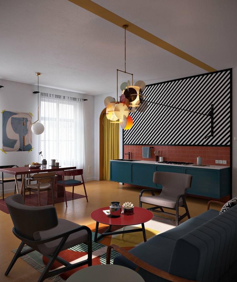 pisos modernos salones-elegantes