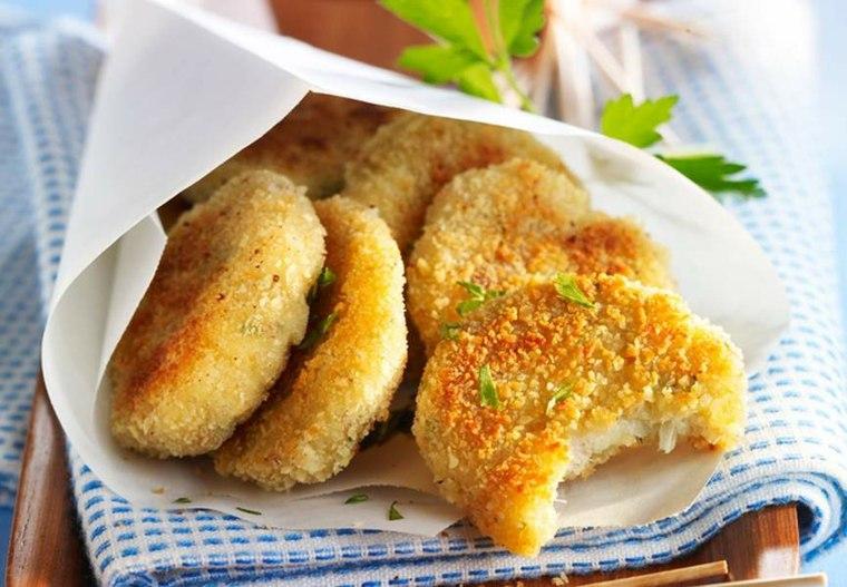 rallados-croquetas-muestras-comestibles-manteles