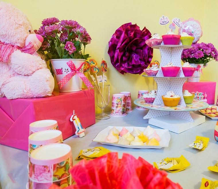 Decoracion cumpleaos infantil decoracind e una fiesta de - Como decorar un cumpleanos ...