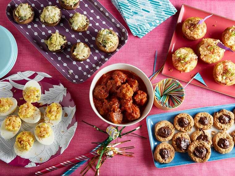 Recetas de comida para cumplea os infantil muy ricas - Preparacion de cumpleanos infantiles ...