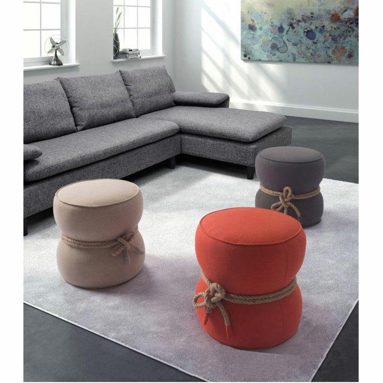 Reciclar neumaticos para hacer muebles muy originales