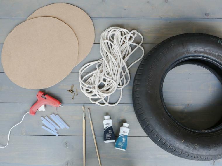 reciclar neumaticos muebles