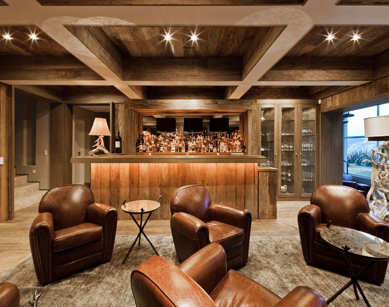 Muebles r sticos ideas de interiorismo con un aire campestre - Muebles rusticos modernos ...