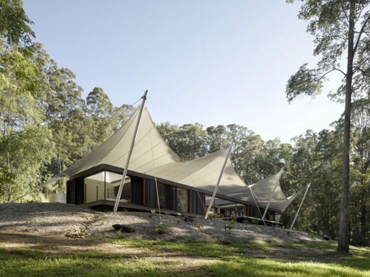 singular diseño casa-campaña-especial-bosque