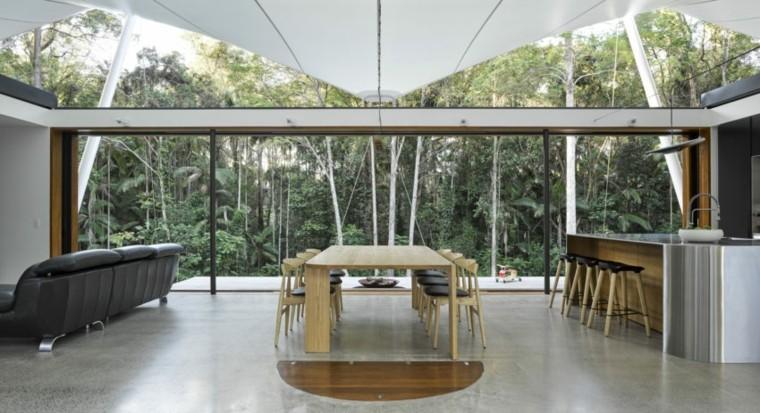 singular diseño interiores-abierts-comedores-salones
